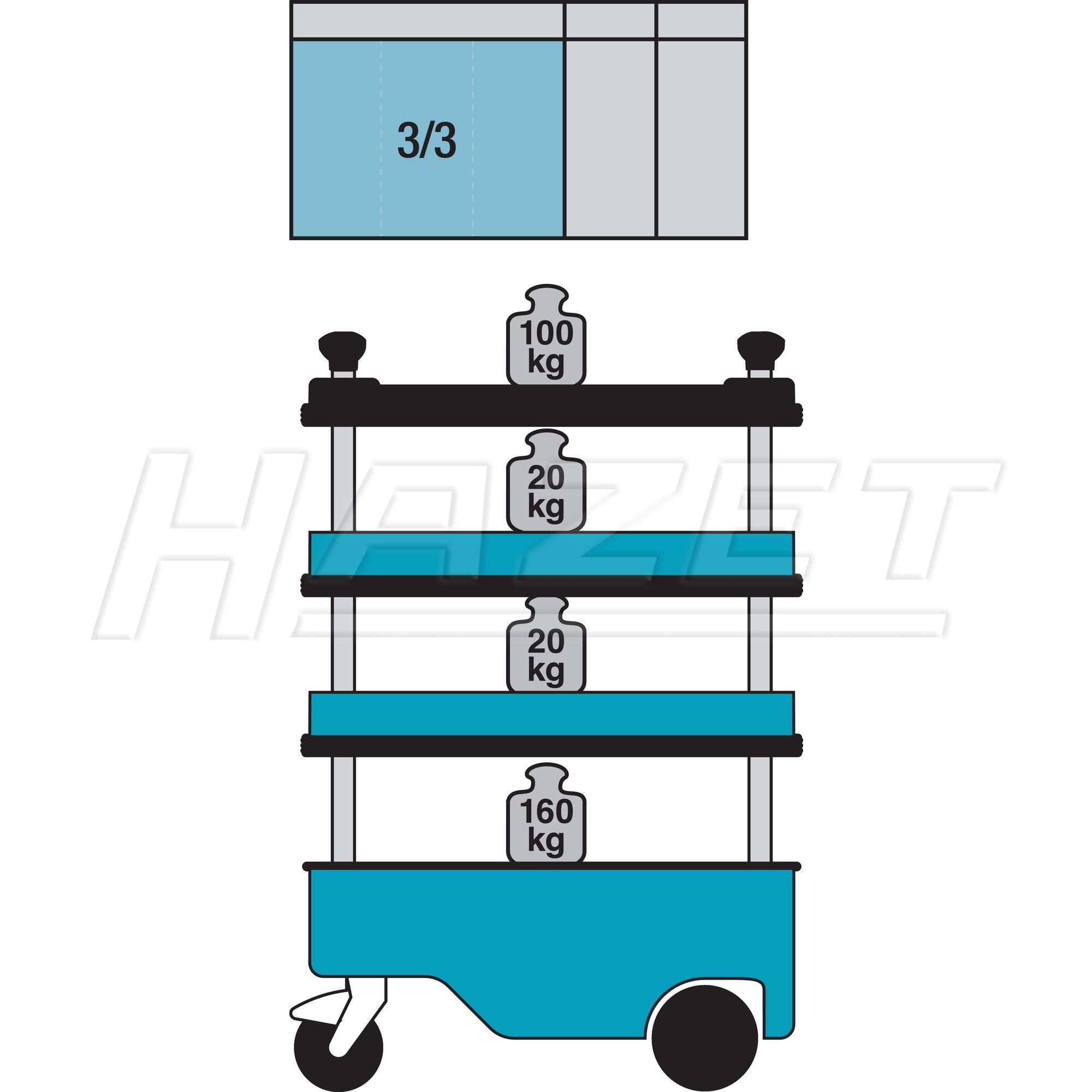 Werkstattwagen Betriebs und Werkstatteinrichtung