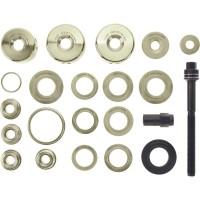 Radlager-Werkzeug Satz ∙ 22-teilig ∙ hydraulisch