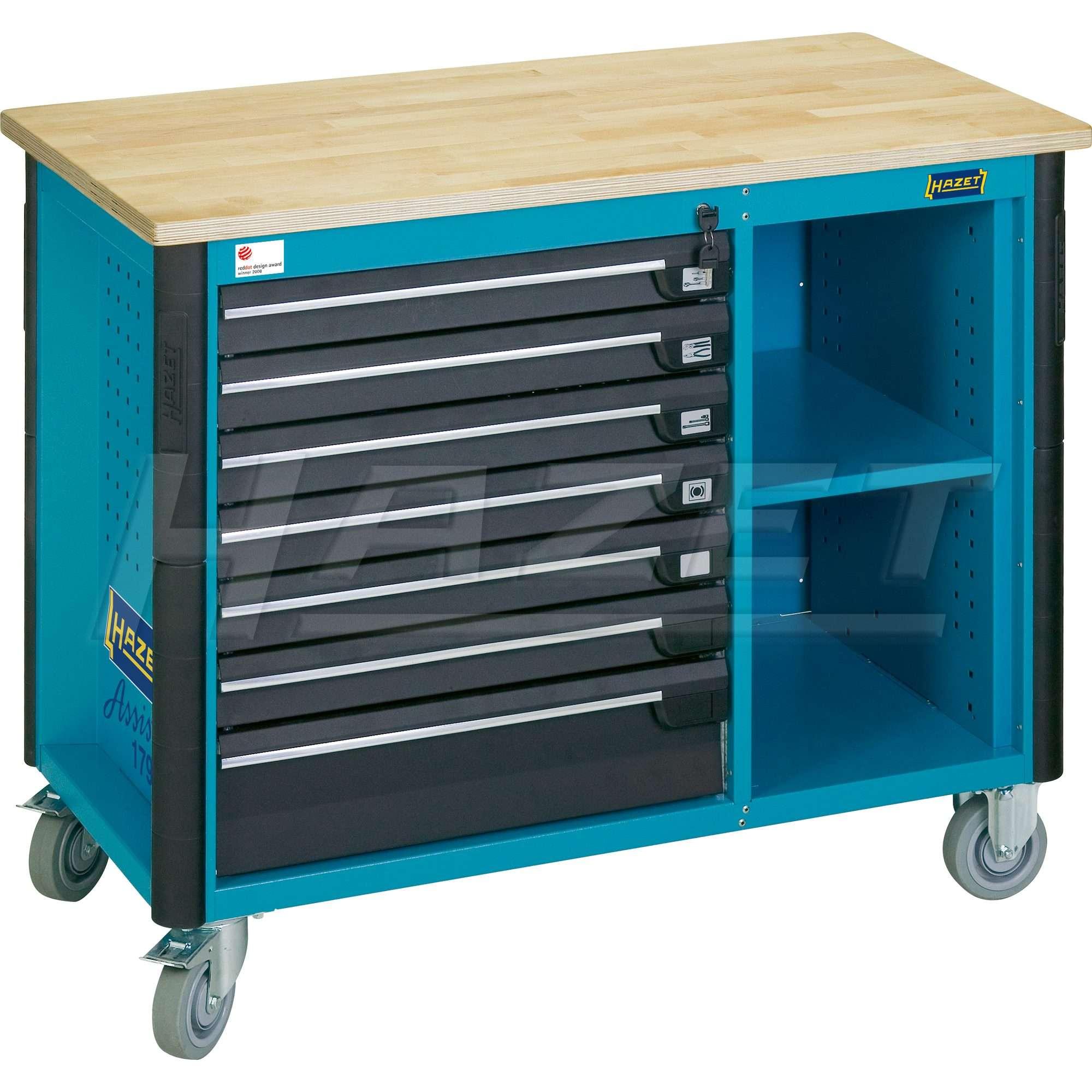 Werkbank | Betriebs- und Werkstatteinrichtung | Produkte | HAZET ...