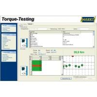 Logiciel de contrôle «Torque-Testing»