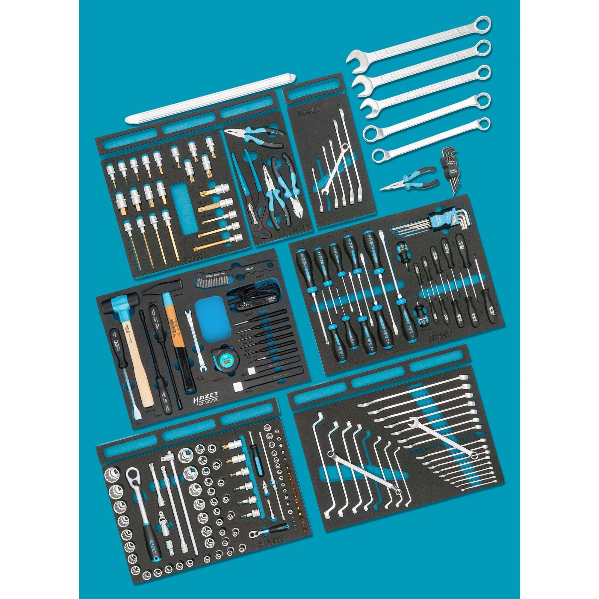 Satz / Sortiment | Betriebs- und Werkstatteinrichtung | Produkte ...