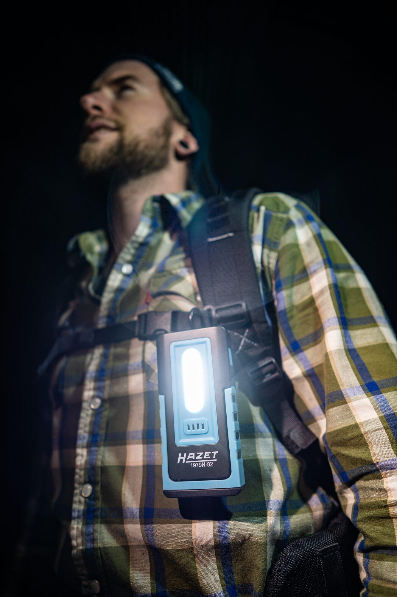 HAZET LED Pocket Light 1979N-82