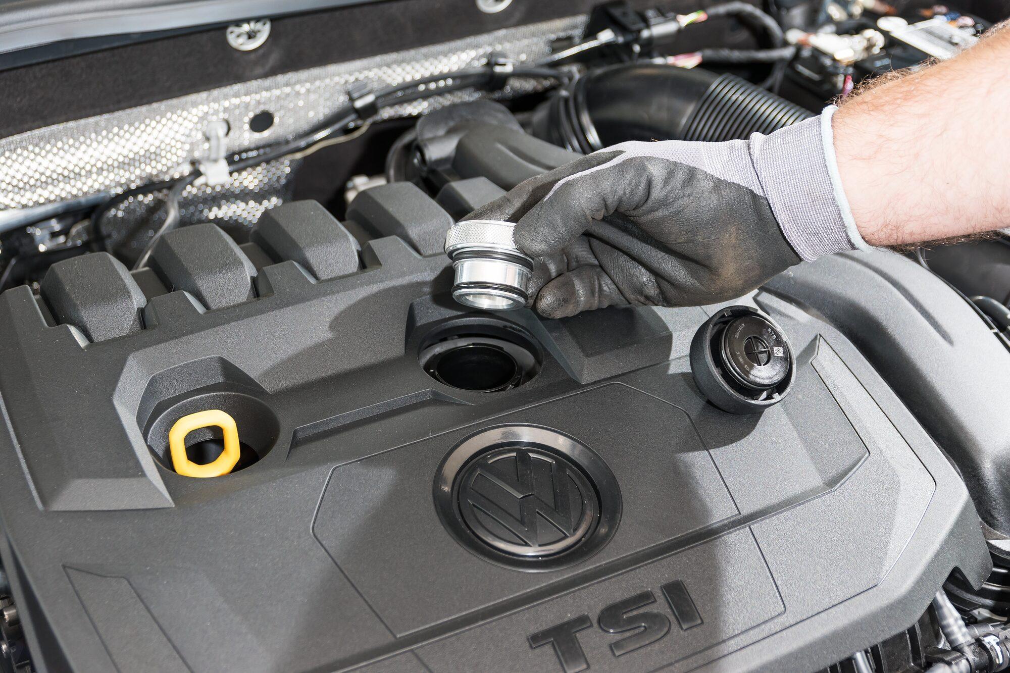 HAZET Motoröl Einfüll-Adapter 198-19