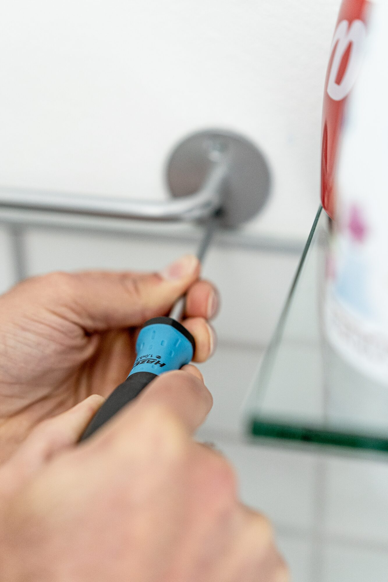 HAZET Schraubendreher 810-30 ∙ Schlitz Profil ∙ 0.5 x 3 mm