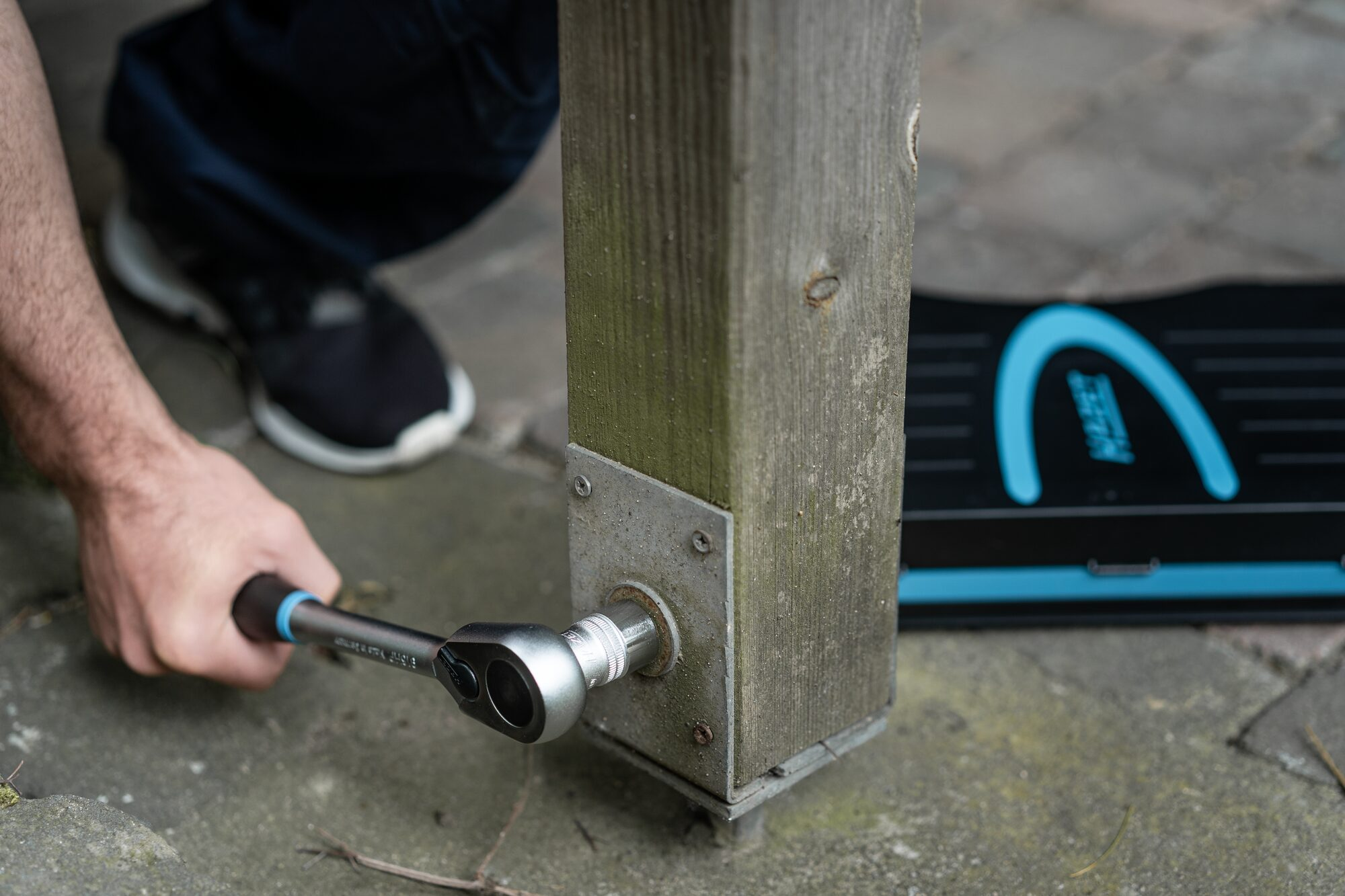 HAZET Steckschlüssel Satz 953HP ∙ Vierkant hohl 12,5 mm (1/2 Zoll) ∙ Anzahl Werkzeuge: 47
