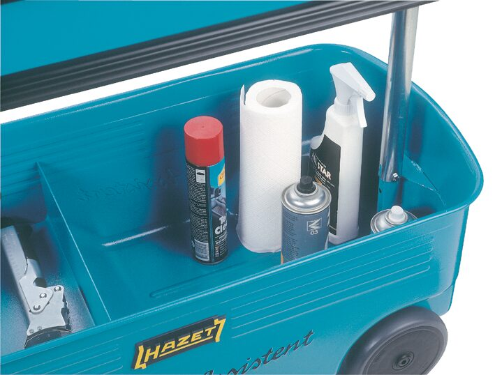 HAZET Werkstattwagen Assistent 166C