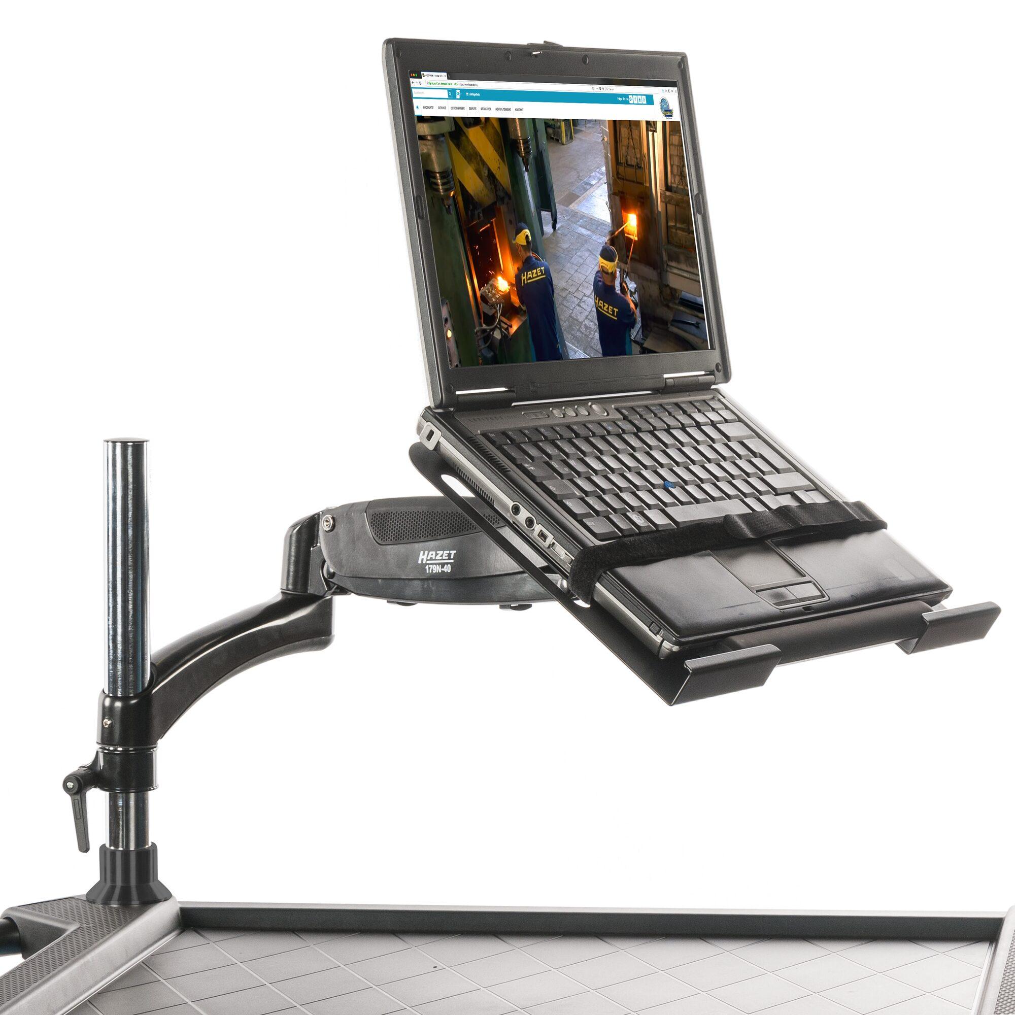 HAZET Laptop-Halter ∙ komplett 179N-42