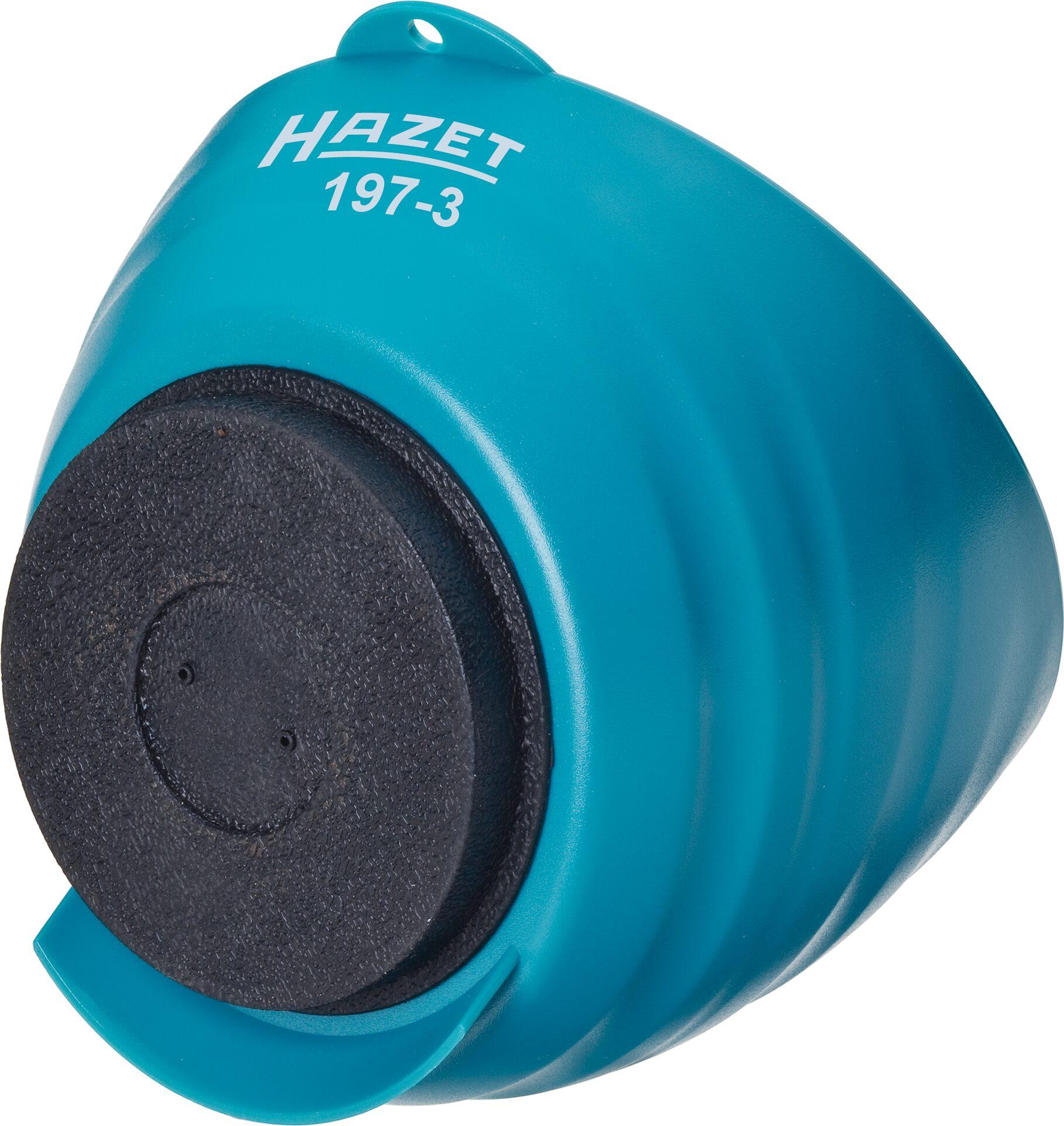 HAZET Magnet-Schale ∙ 150mm ⌀ 197-3 ∙ 150 mm