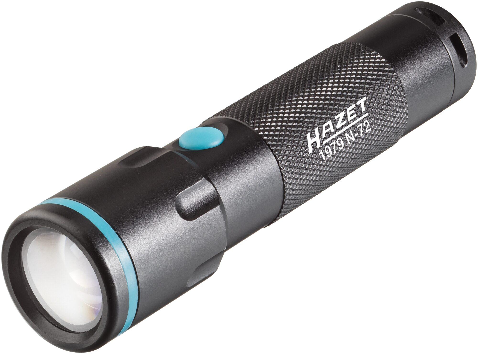HAZET LED Taschenlampe ∙ kleine Ausführung 1979N-72