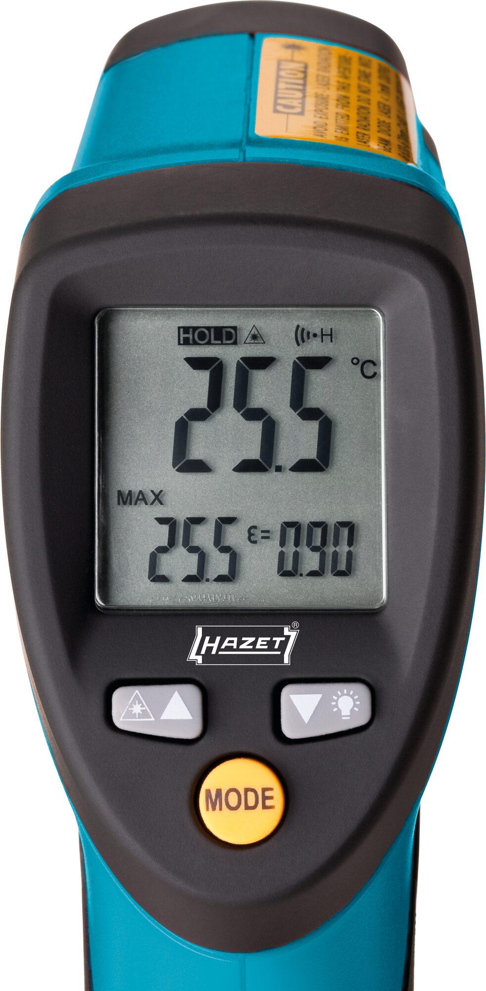 HAZET Infrarot-Thermometer 1991-1