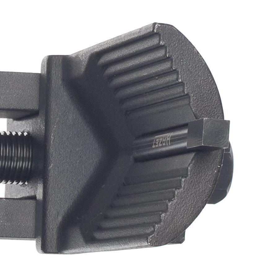 HAZET Universal Achs- und Nutmuttern-Schlüsseleinheit Werkzeug Satz 772-2/16 ∙ Vierkant hohl 20 mm (3/4 Zoll)
