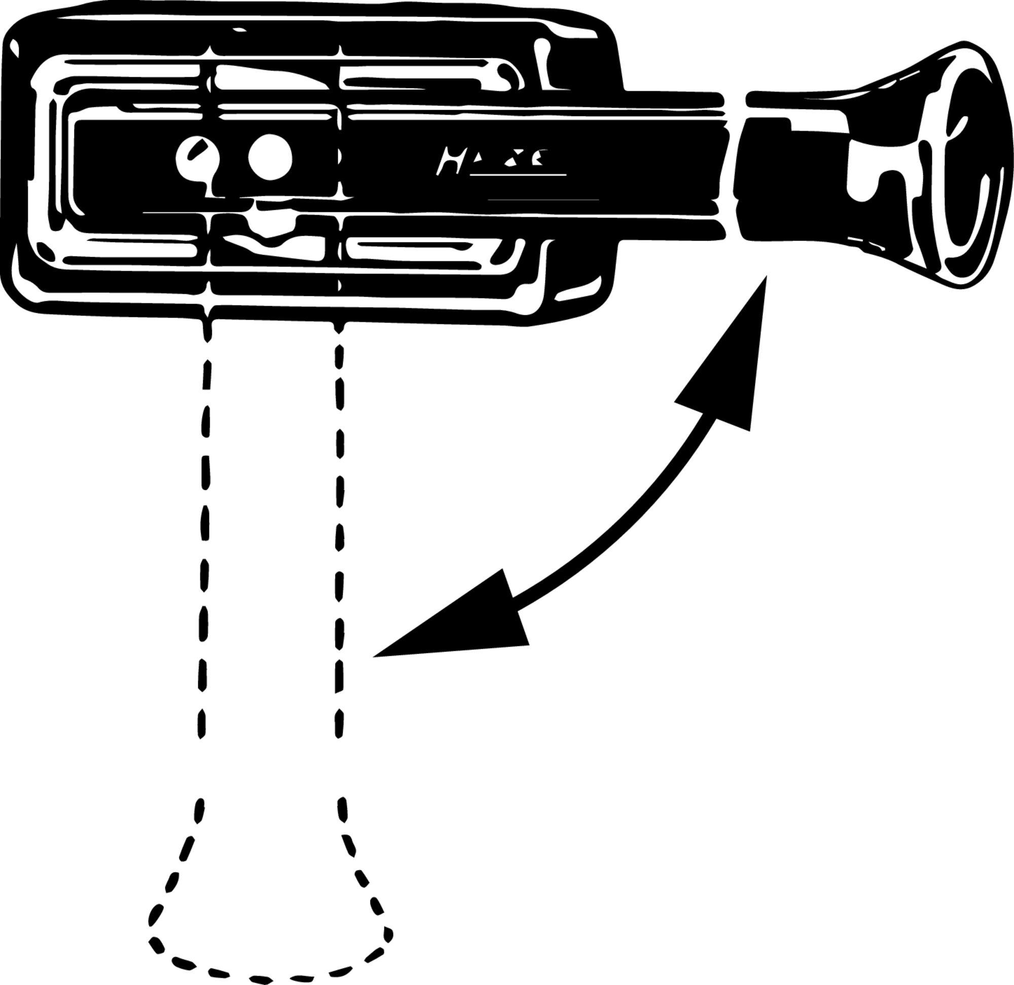 HAZET Klebschlag-Hammer 1959-3
