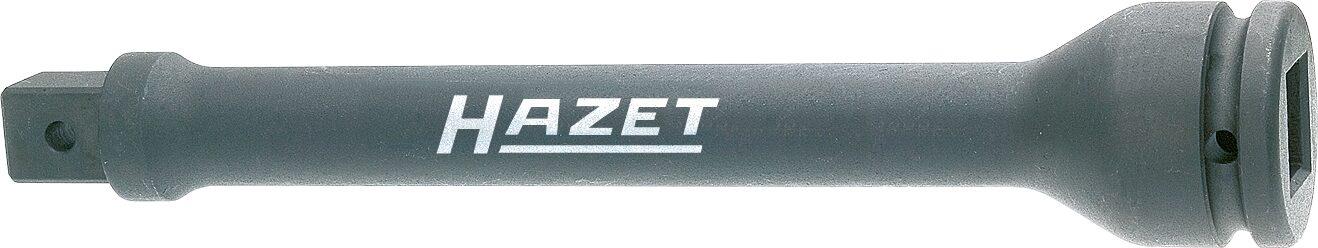 HAZET Schlag- ∙ Maschinenschrauber Verlängerung 1005S-13 ∙ Vierkant hohl 20 mm (3/4 Zoll)
