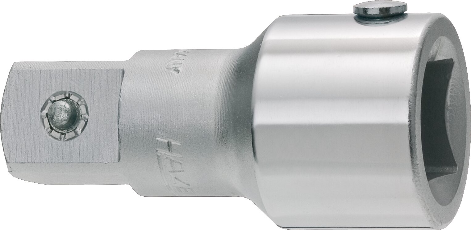 HAZET Verlängerung 1017-3 ∙ Vierkant hohl 20 mm (3/4 Zoll) ∙ Vierkant massiv 20 mm (3/4 Zoll)