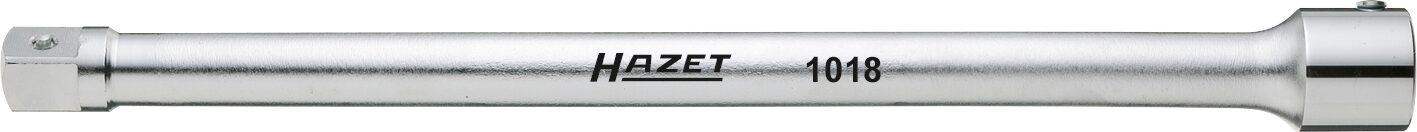HAZET Verlängerung 1018 ∙ Vierkant hohl 20 mm (3/4 Zoll) ∙ Vierkant massiv 20 mm (3/4 Zoll)