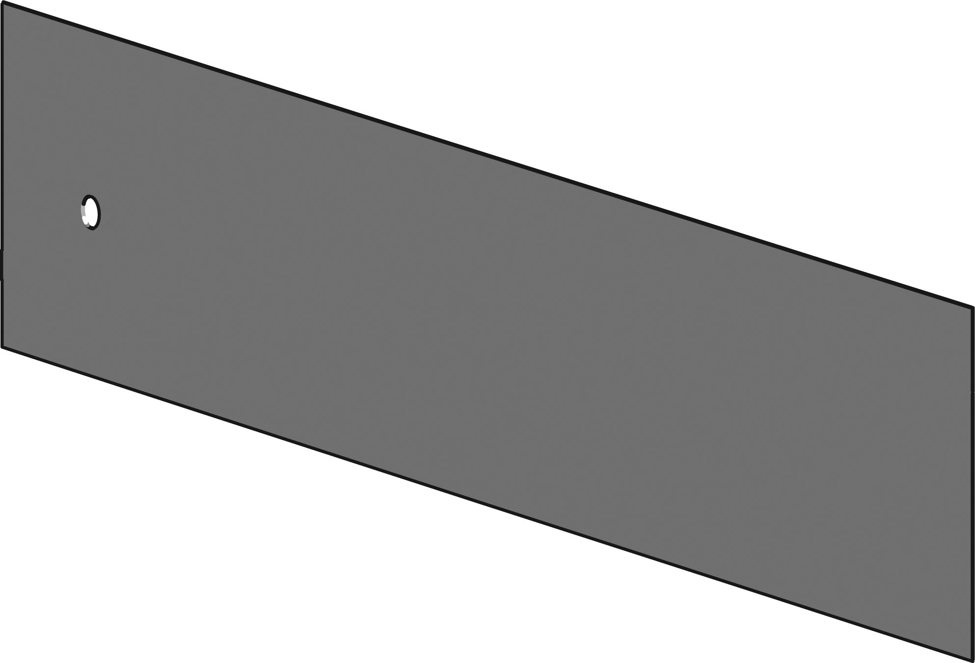 HAZET Trennbleche 161T-347X120/5 ∙ Anzahl Werkzeuge: 5