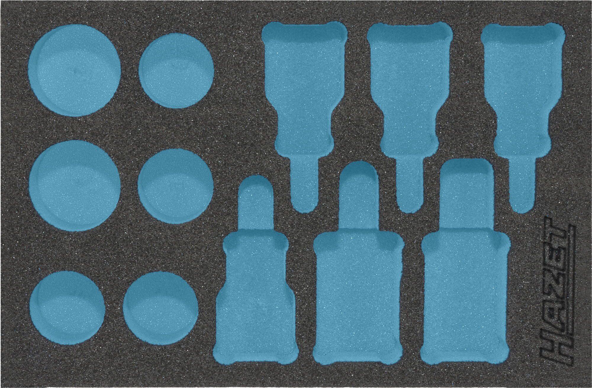 HAZET 2-Komponenten Weichschaum-Einlage 163-245L
