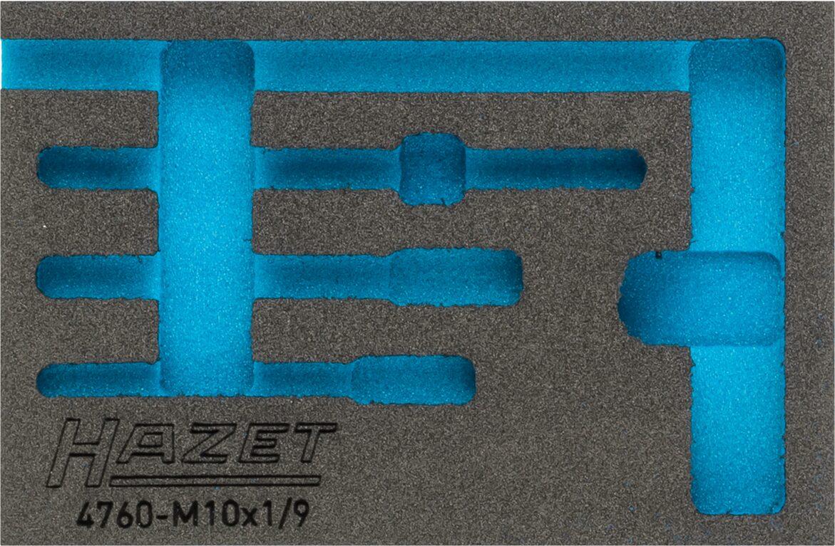 HAZET 2-Komponenten Weichschaum-Einlage 163-323L