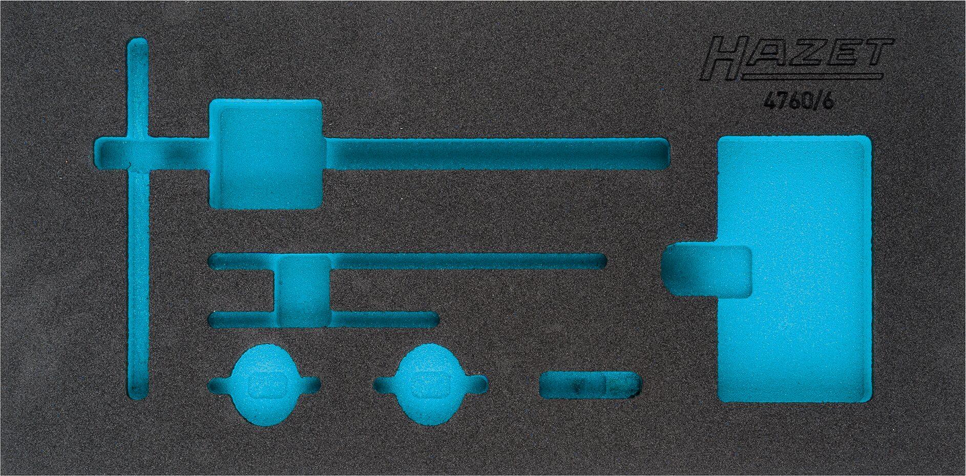 HAZET 2-Komponenten Weichschaum-Einlage 163-325L