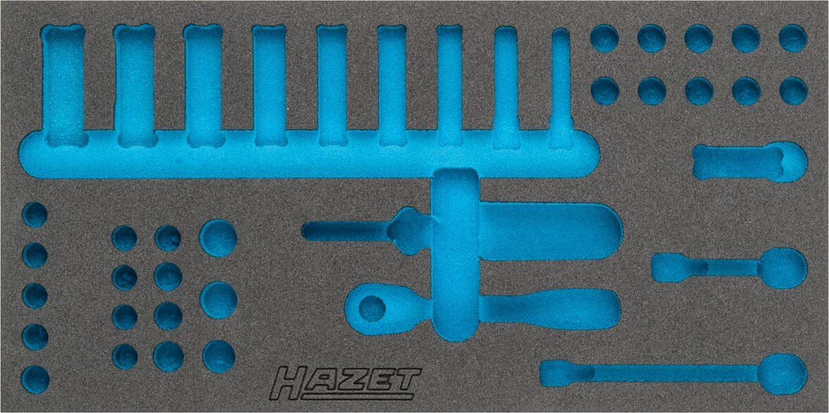 HAZET 2-Komponenten Weichschaum-Einlage 163-354L