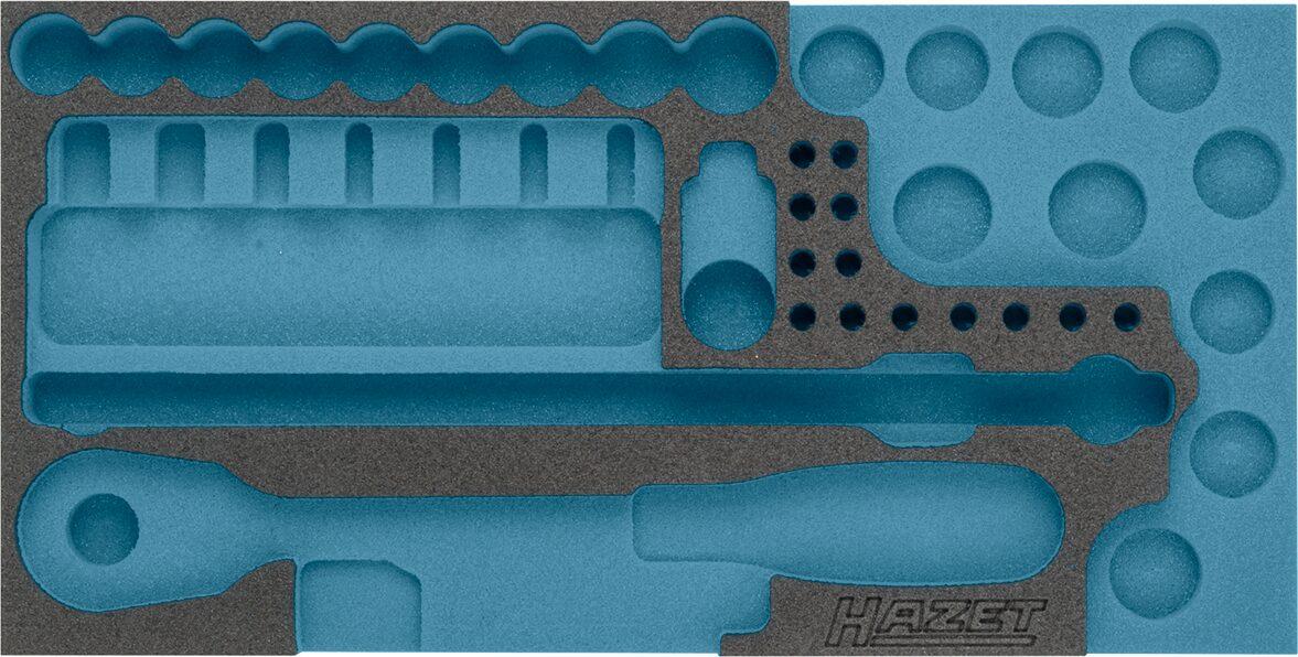 HAZET 2-Komponenten Weichschaum-Einlage 163-359L