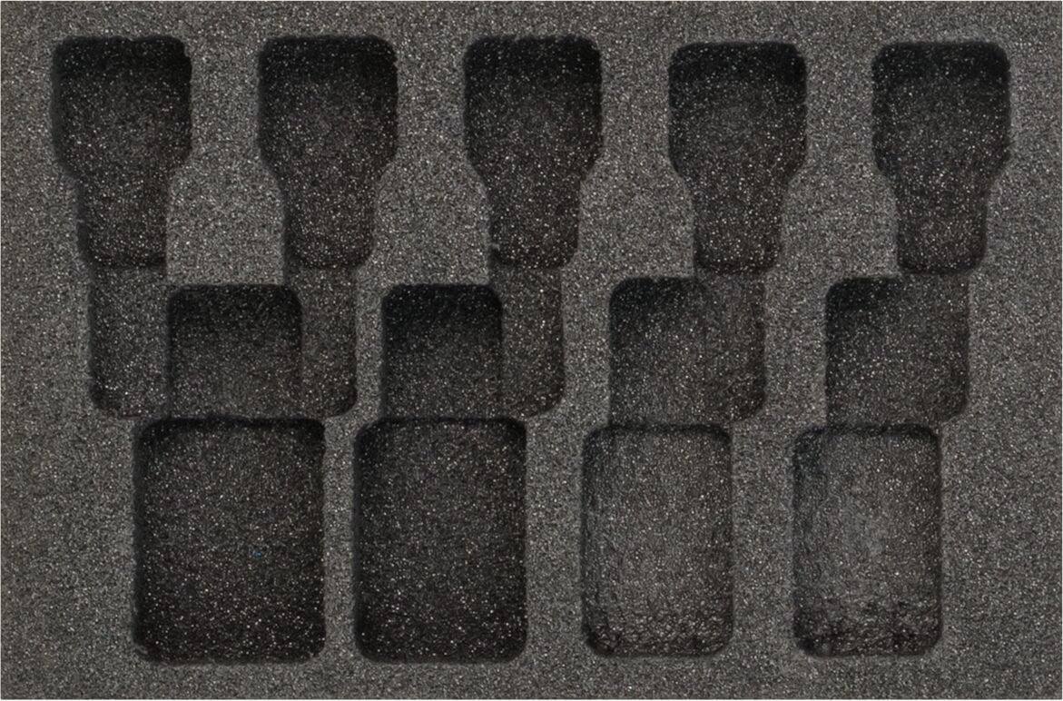 HAZET 2-Komponenten Weichschaum-Einlage 163-361L