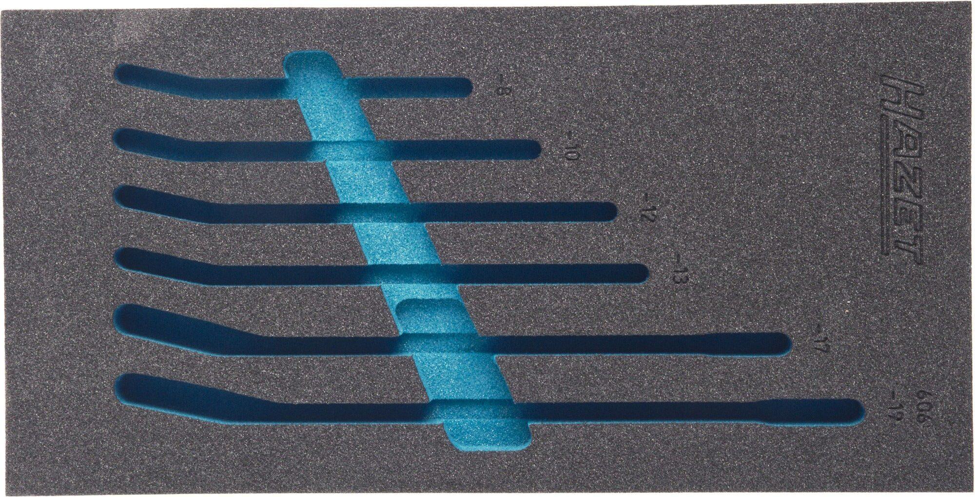 HAZET 2-Komponenten Weichschaum-Einlage 163-97L