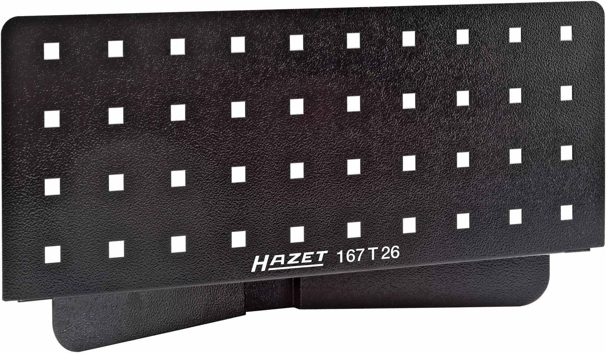 HAZET Lochwand 167T26