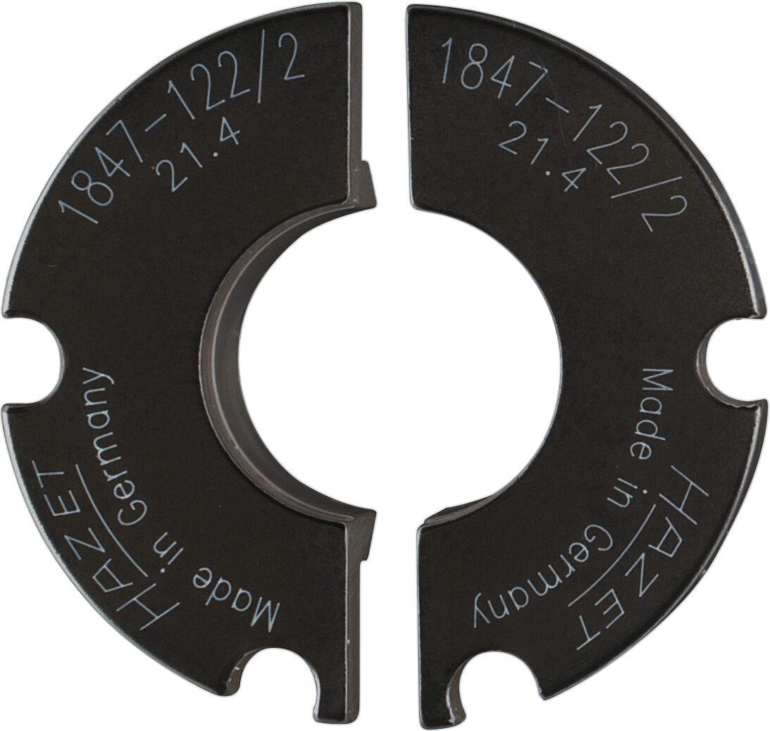 HAZET Halbschalenpaar ∙ ⌀ 21,4mm 1847-122/2