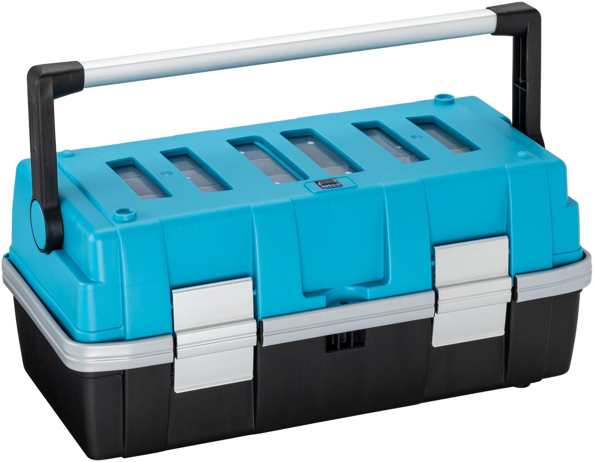 HAZET Kunststoff-Werkzeugkasten 190L-2