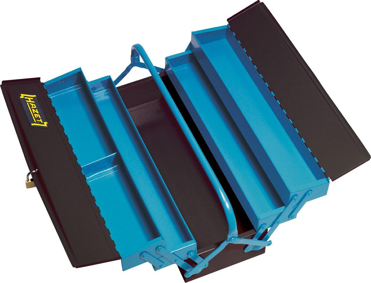 HAZET Metall-Werkzeugkasten ∙ leer 190L