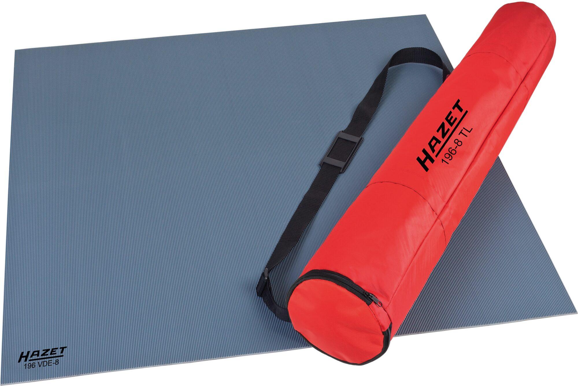 HAZET Stand-Isoliermatte 196VDE-8/2 ∙ Anzahl Werkzeuge: 2