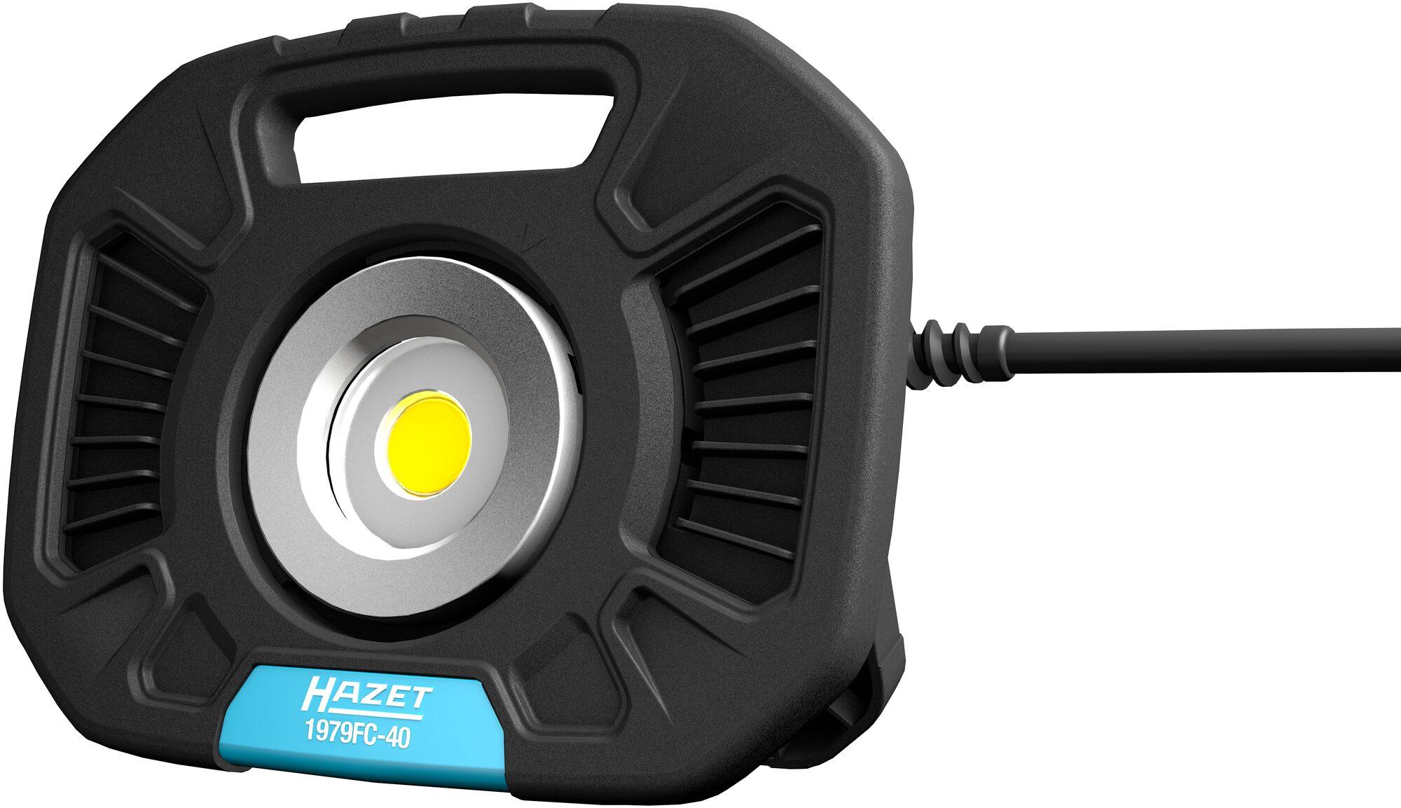 HAZET LED Arbeitsstrahler ∙ 40 Watt 1979FC-40
