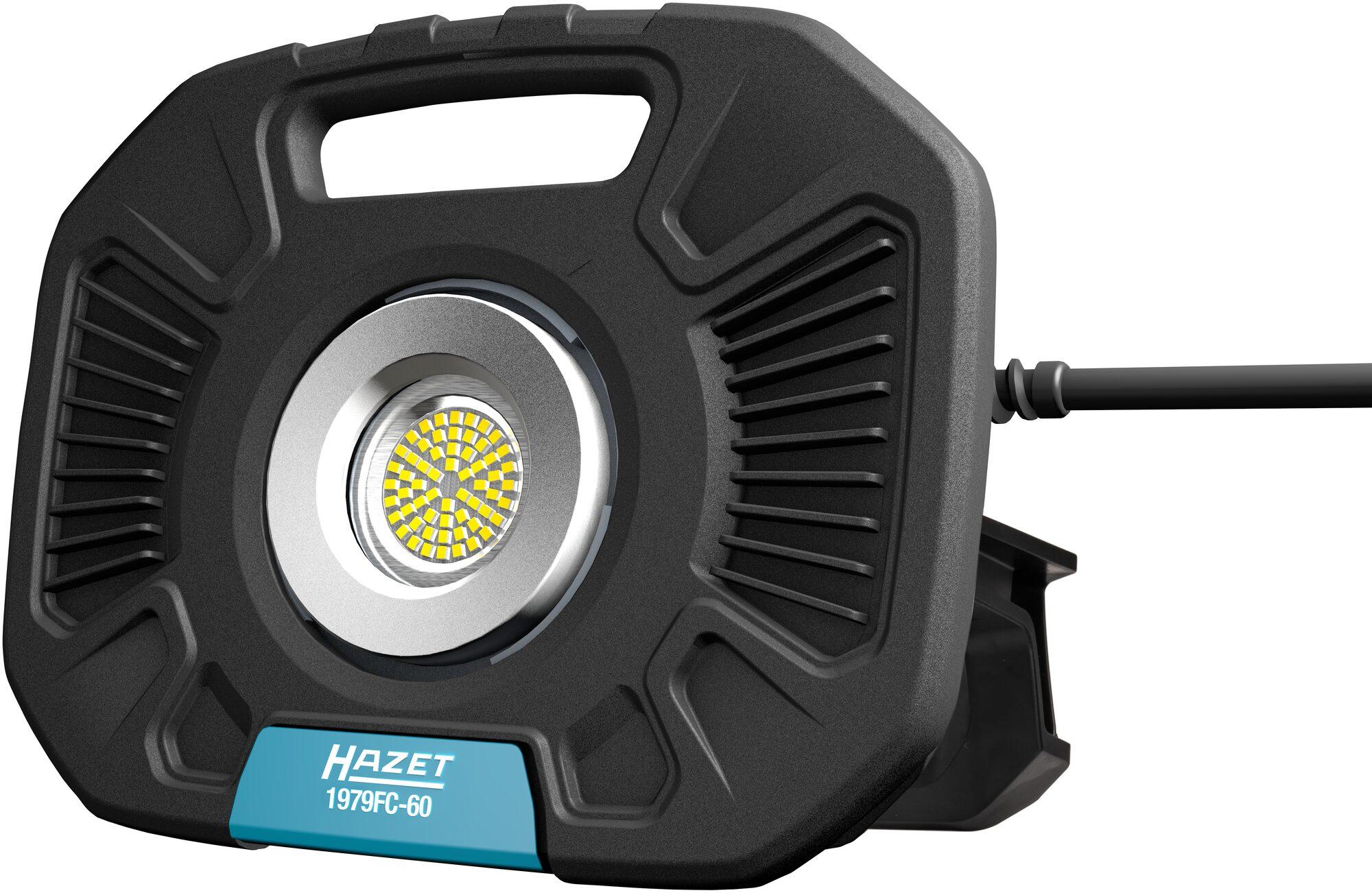 HAZET LED Arbeitsstrahler ∙ 60 Watt 1979FC-60