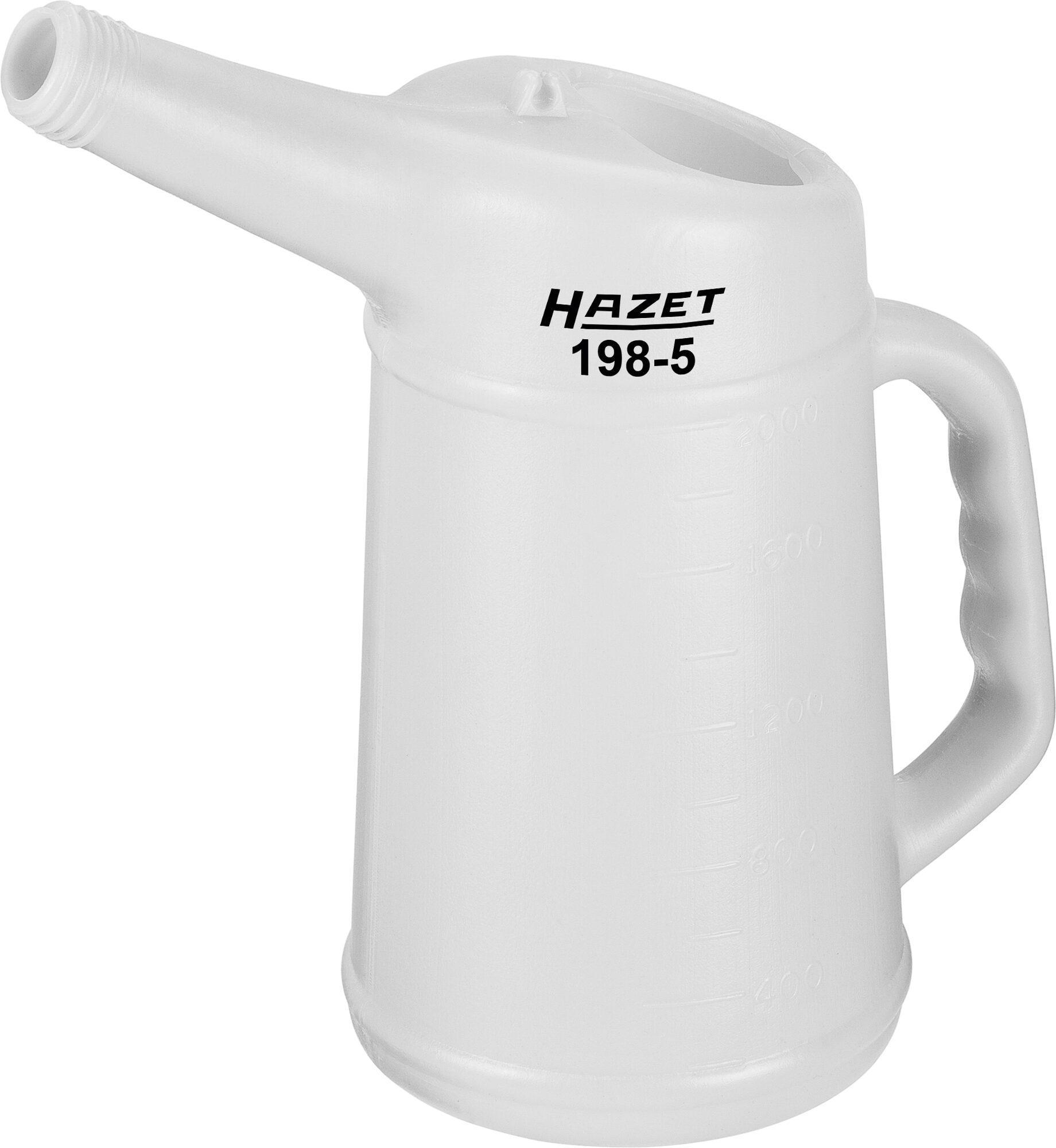 HAZET Mess-Becher 198-5