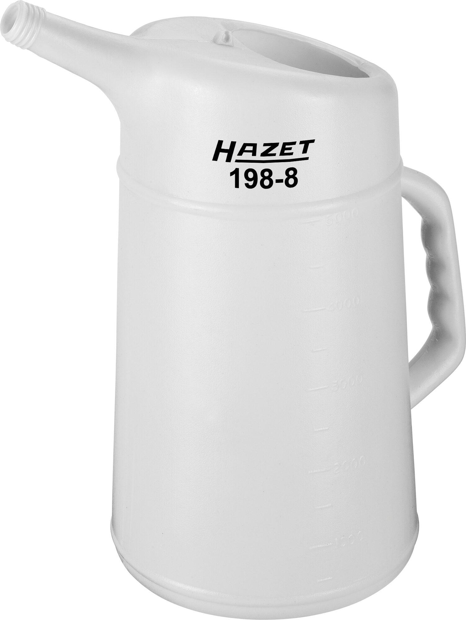 HAZET Mess-Becher 198-8