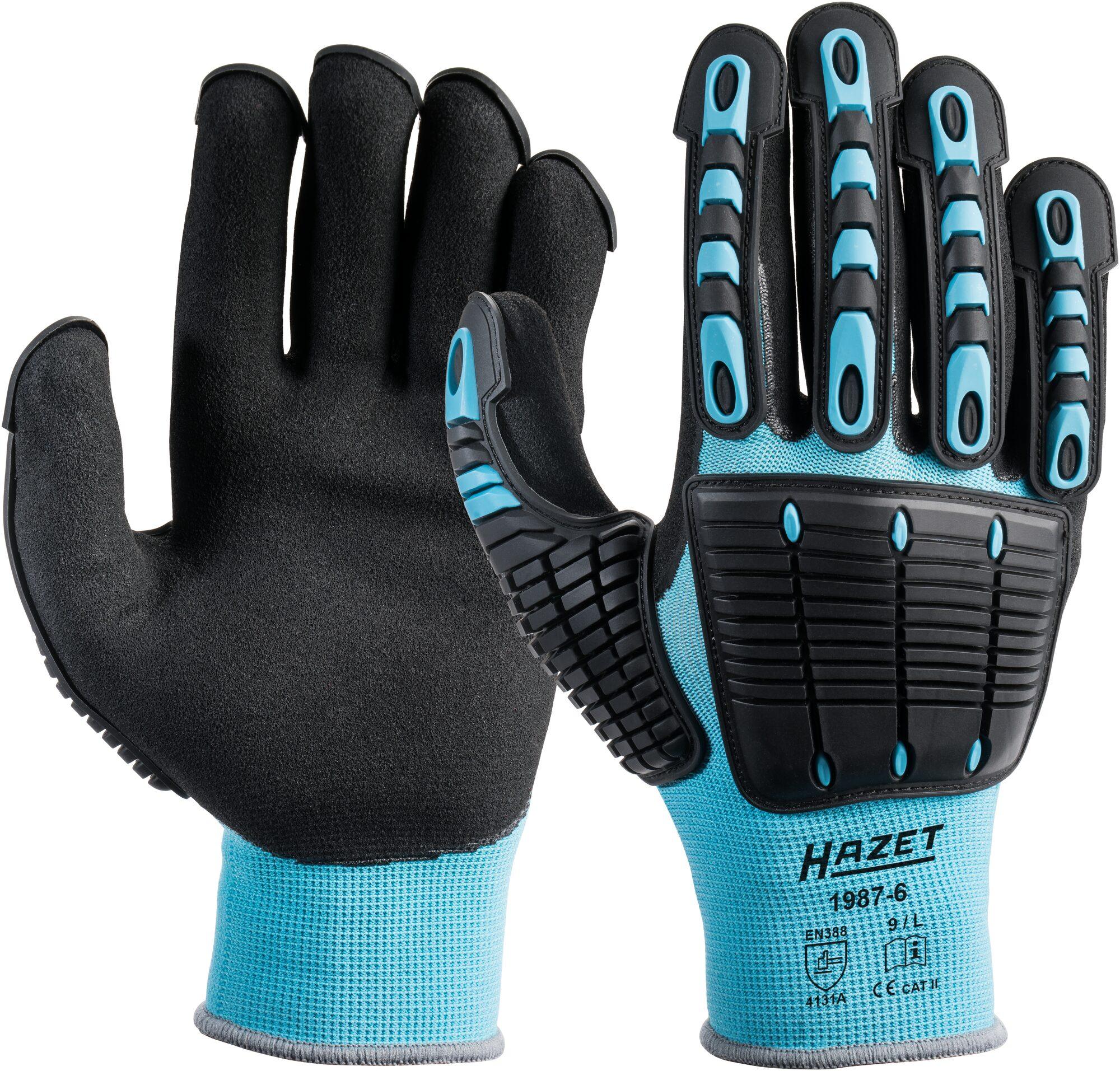 HAZET Mechaniker Handschuhe 1987-6