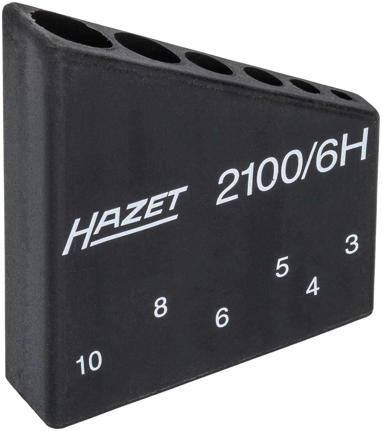 HAZET Werkzeug Halter 2100/6HL