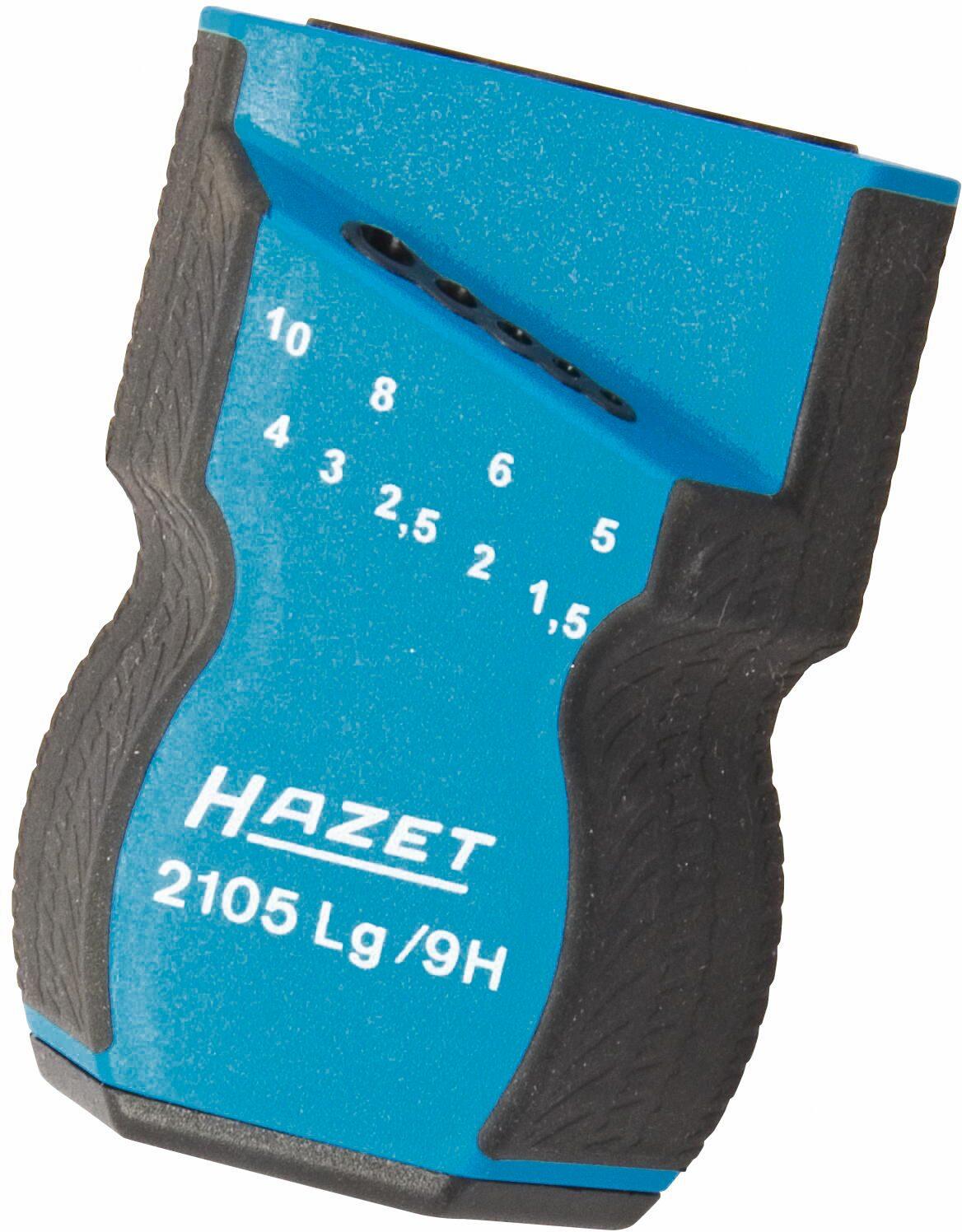 HAZET Kunststoff-Halter ∙ leer 2105LG/9HL