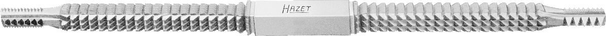 HAZET Gewinde-Feile 2126