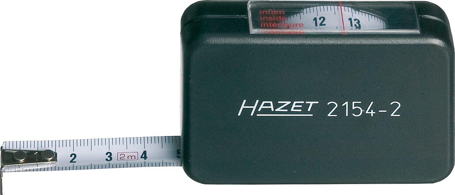 HAZET Rollband-Maß 2154-2