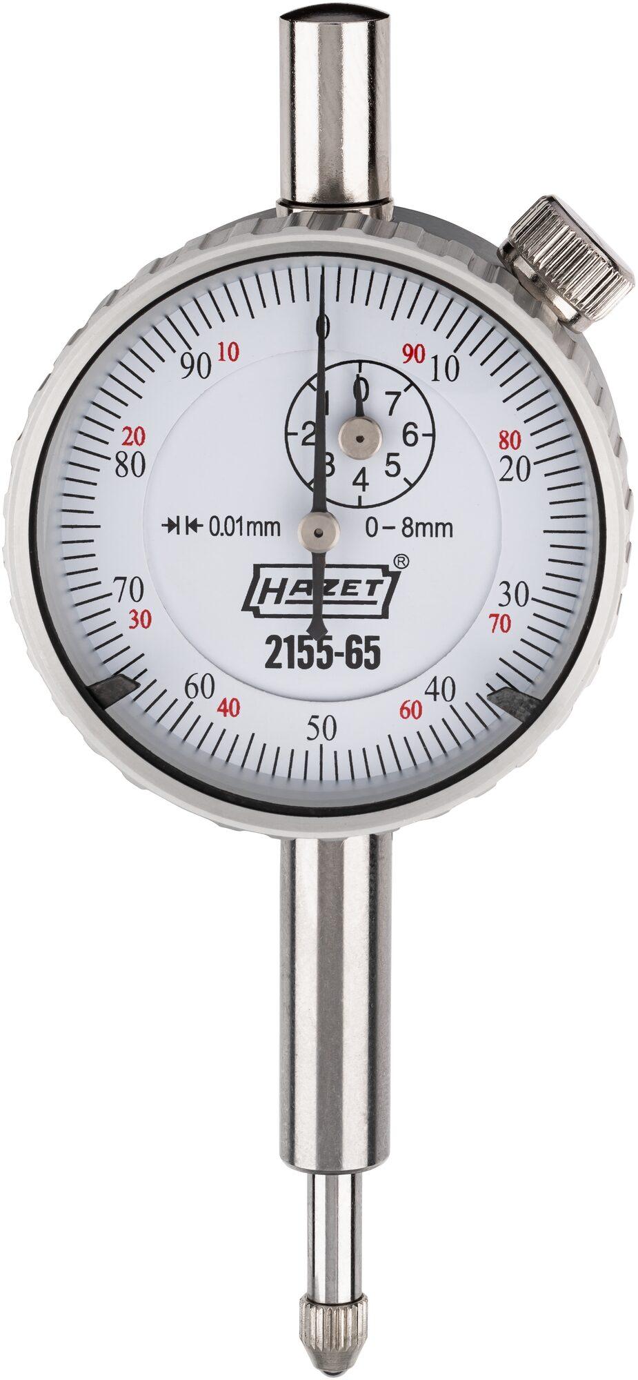 HAZET Kleinmessuhr 2155-65