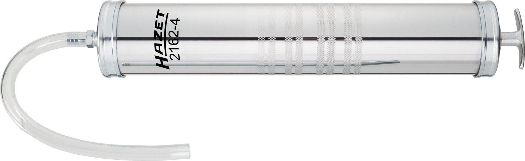 HAZET Hochleistungs Saug- und Druckspritze 2162-4