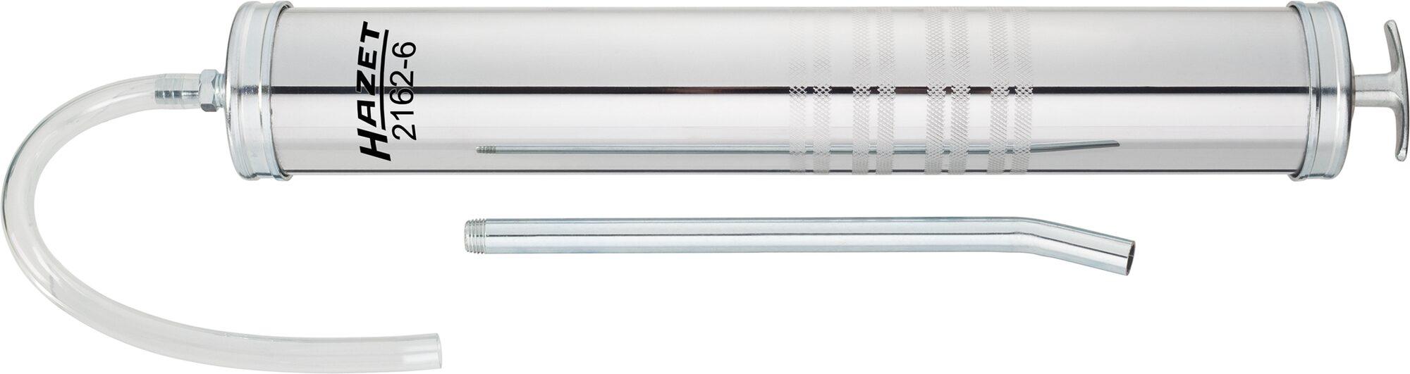 HAZET Hochleistungs Saug- und Druckspritze 2162-6