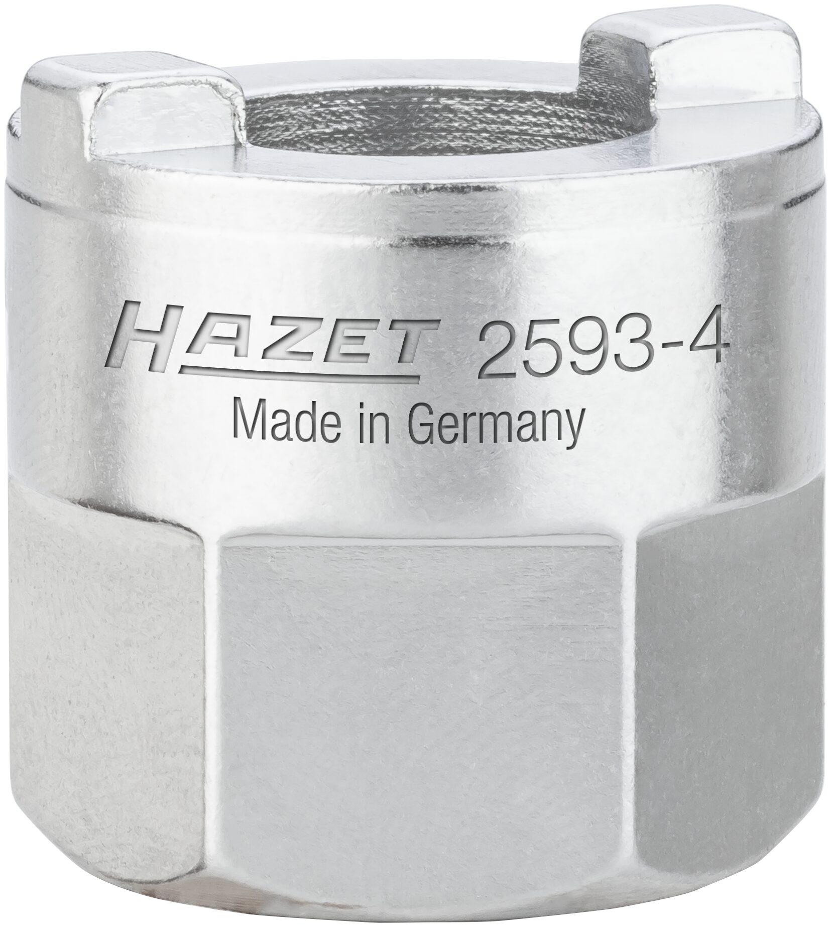 HAZET Stoßdämpfer-Zapfenschlüssel 2593-4 ∙ 14.5 mm