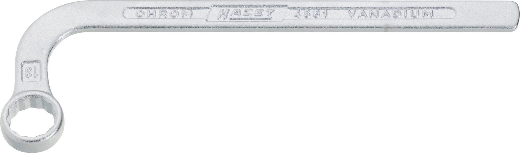 HAZET Einspritzpumpen Werkzeug 4561 ∙ Außen-Doppel-Sechskant Profil ∙ 13 mm