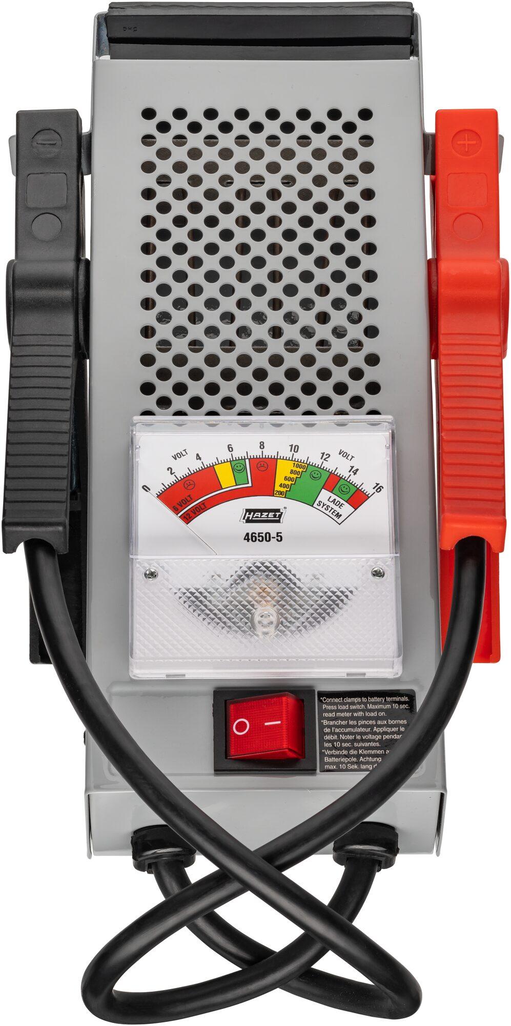 HAZET Batterietester 4650-5