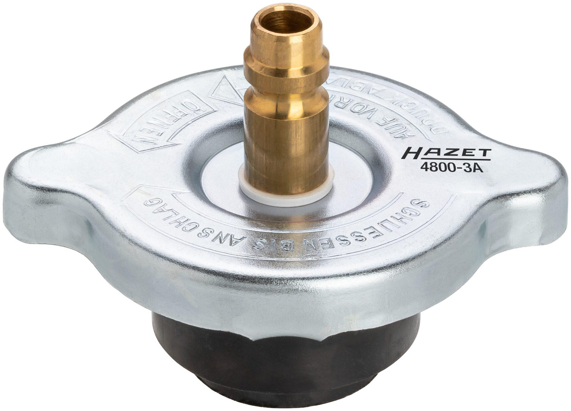 HAZET Kühlerpumpe und -adapter 4800-3
