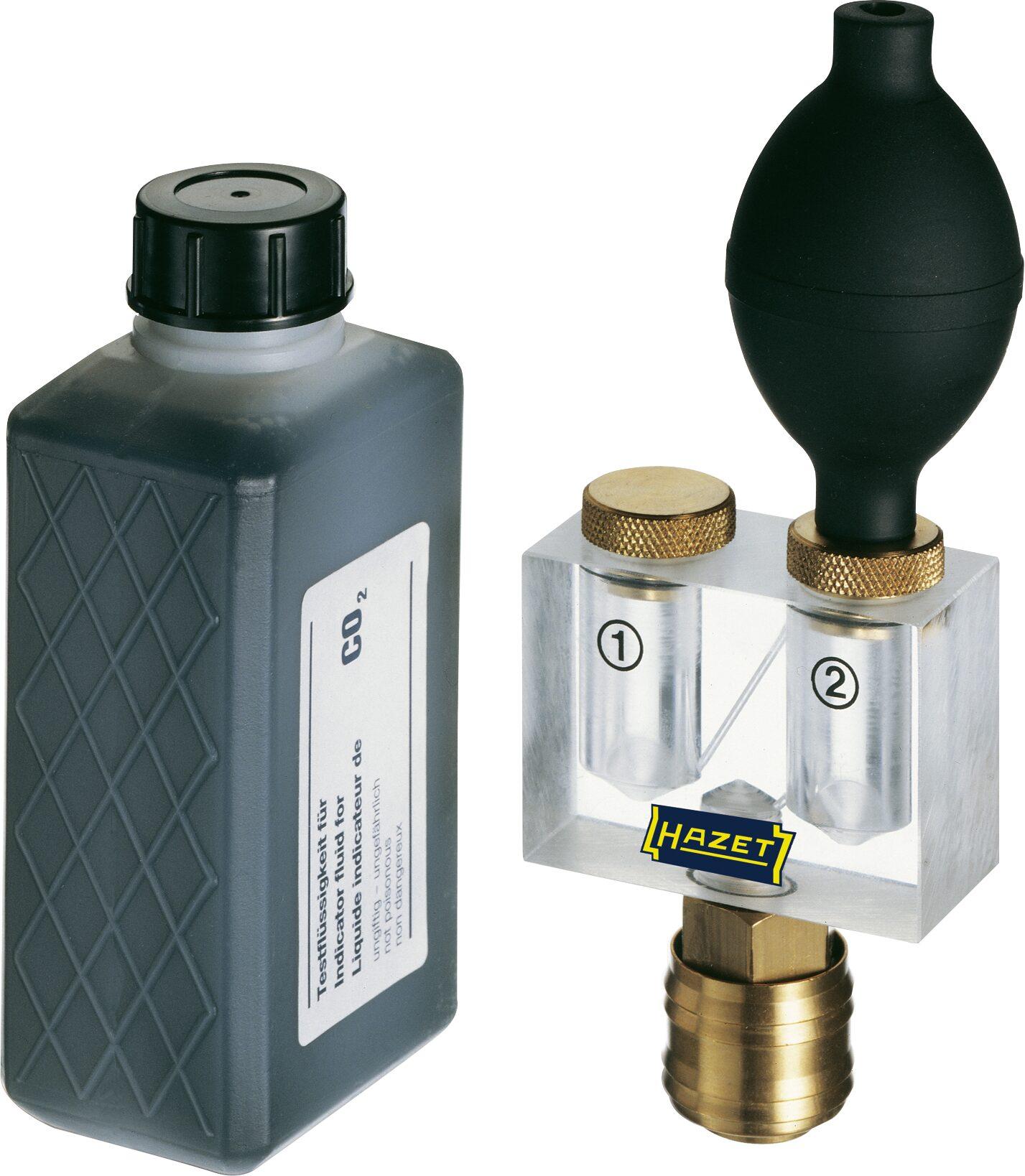 HAZET Zylinderkopf-Lecktester 4800-41