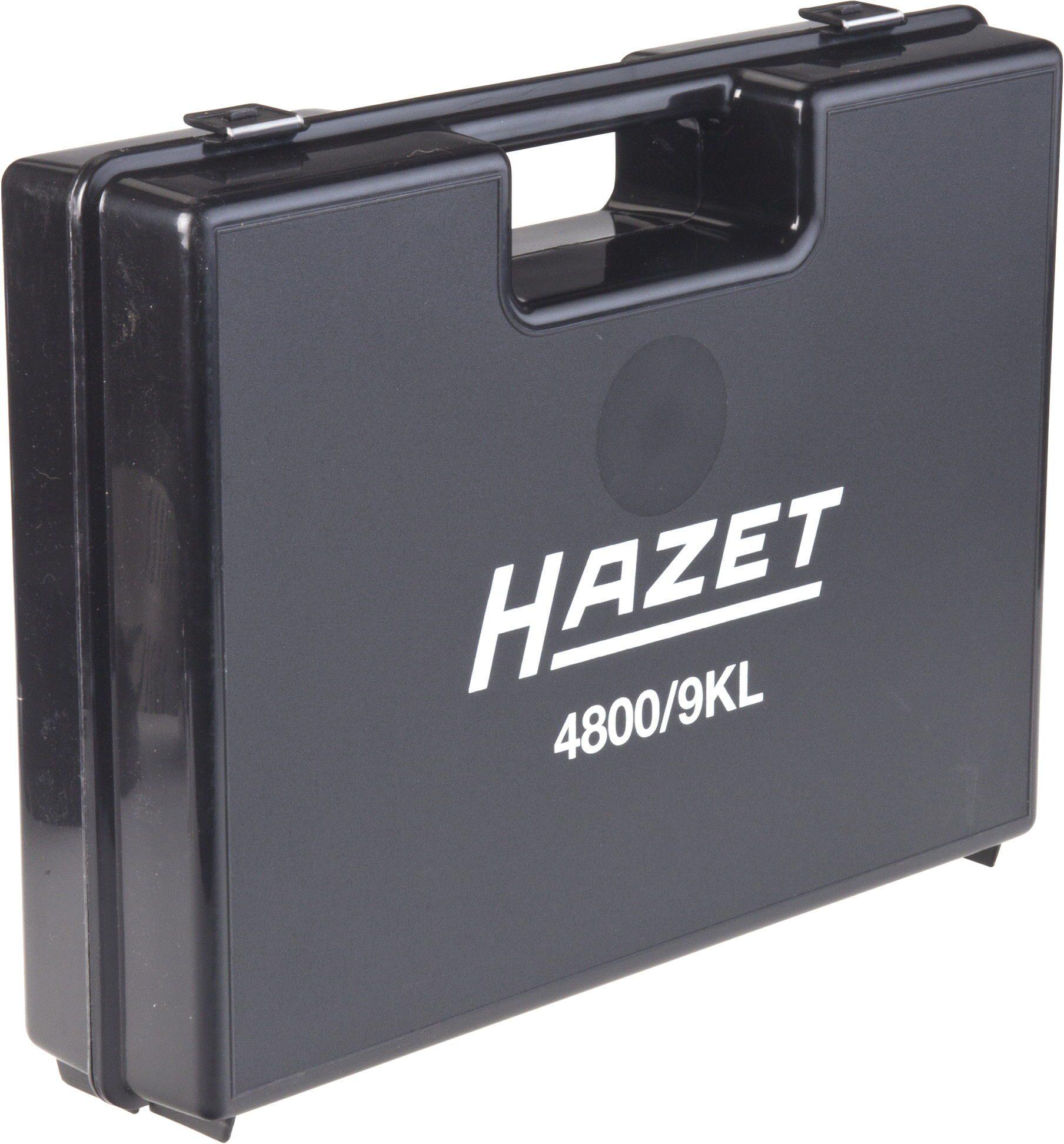HAZET Koffer ∙ leer 4800/9KL